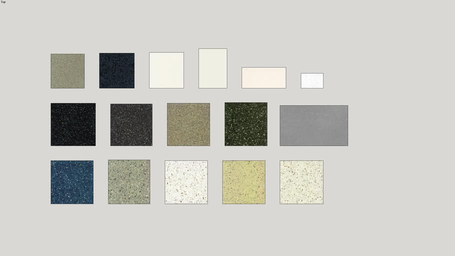 Formica Solid Surfacing Set 2of3