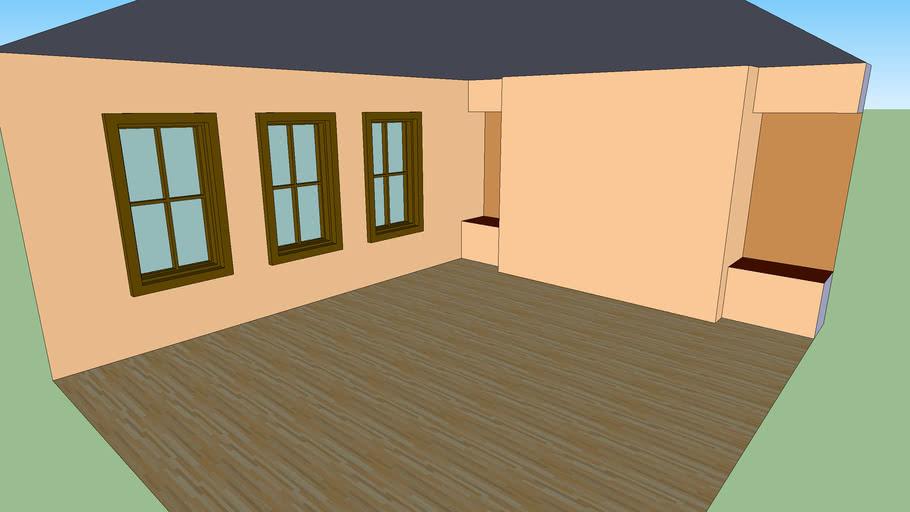Simpele Huiskamer