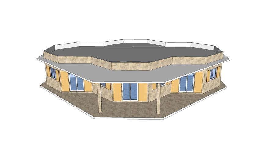 casa-octogonal