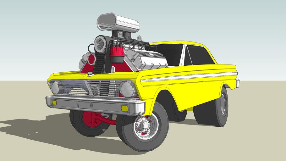 Cheap Gas 'N Fast Cars