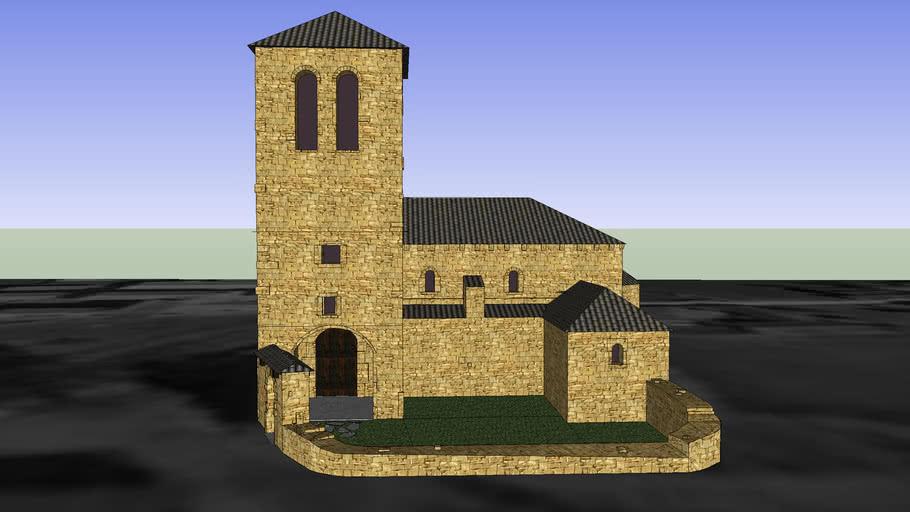 Iglesia de Javierre del Obispo