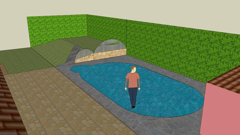 projet implantation piscine