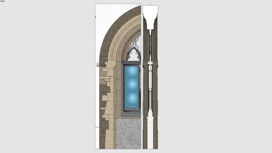 Gothic - Window Study 03