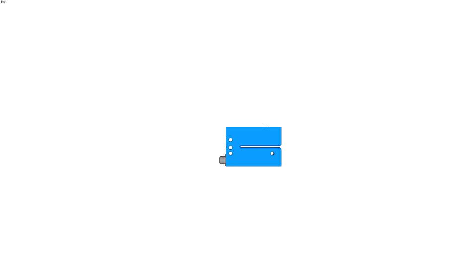 NEPTUNE optical fork laser Potentiometric (green keyboard) spread 2 mm