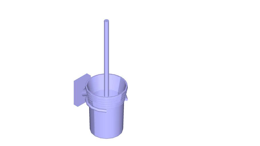 JUSTIME Toilet Brush Holder _6893-80-80SS