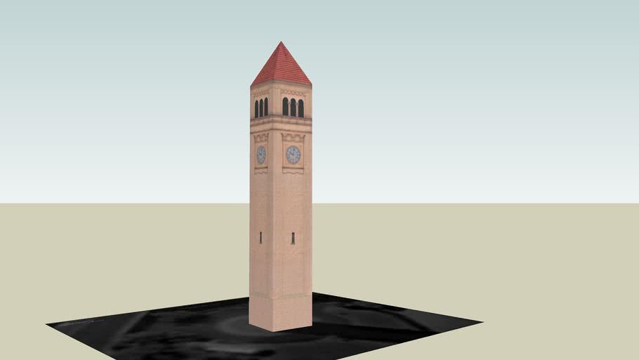 Great Northern Railway Clock Tower