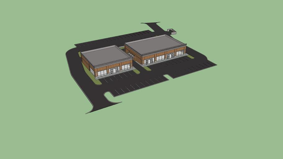 Sanford Site Plan