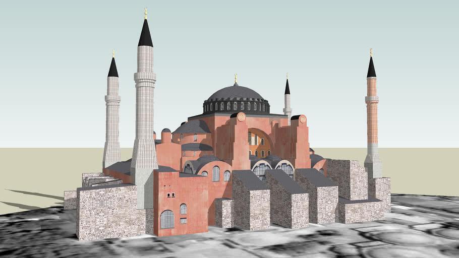 Ayasofya - Hagia Sophia