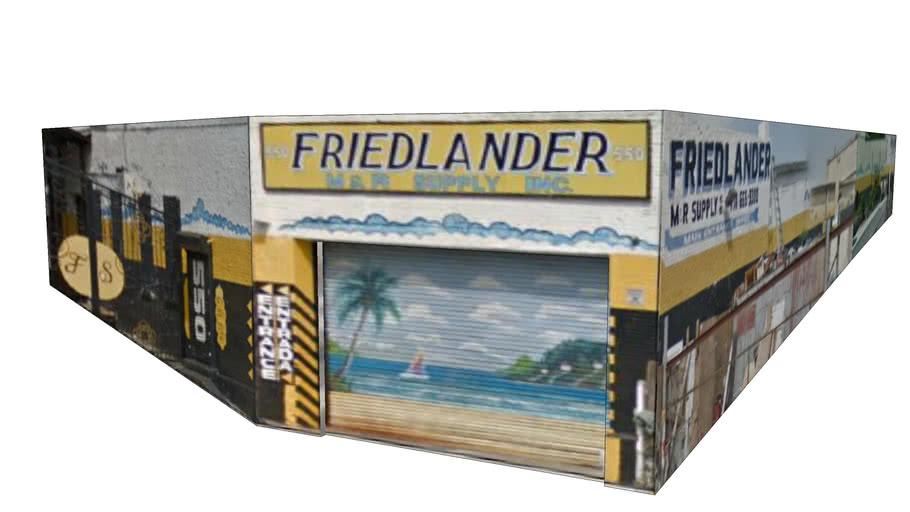 Friedlander Supplies