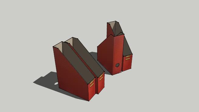 My SketchUp models