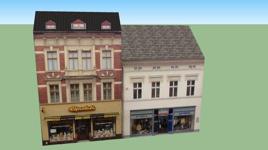 Hauptstraße 6-8 Brandenburg