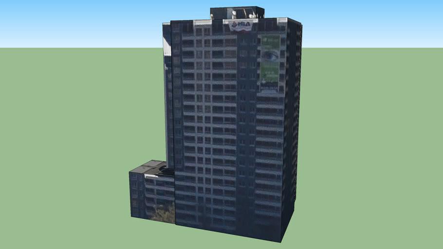 Edificio residencial av. Matta santiago