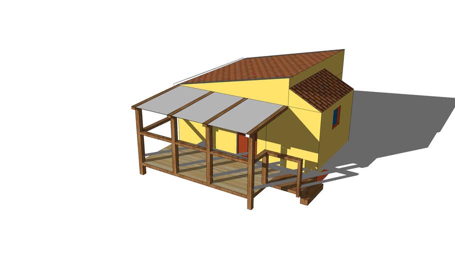 Domek Turawa
