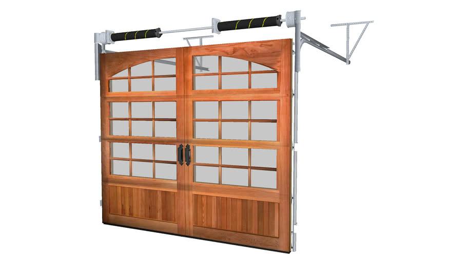 Clopay Custom Garage Door Example No 6 3d Warehouse