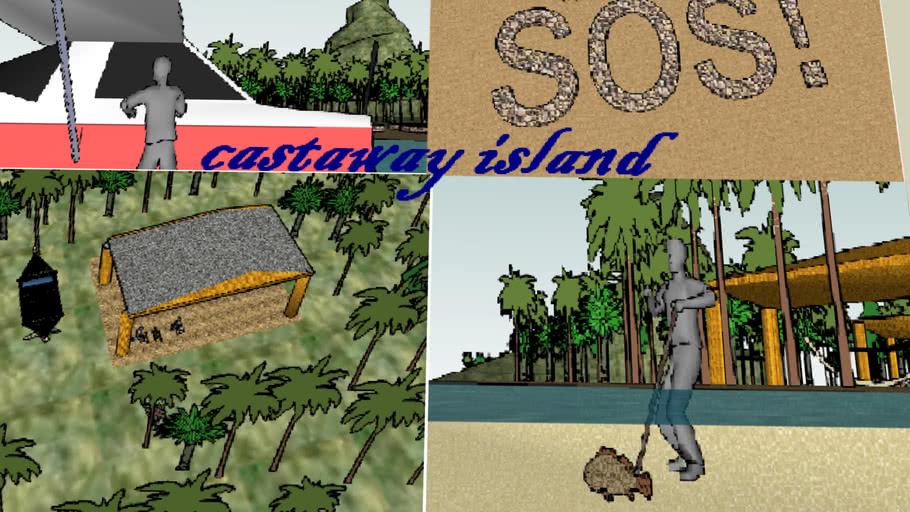 Castaway island  read description