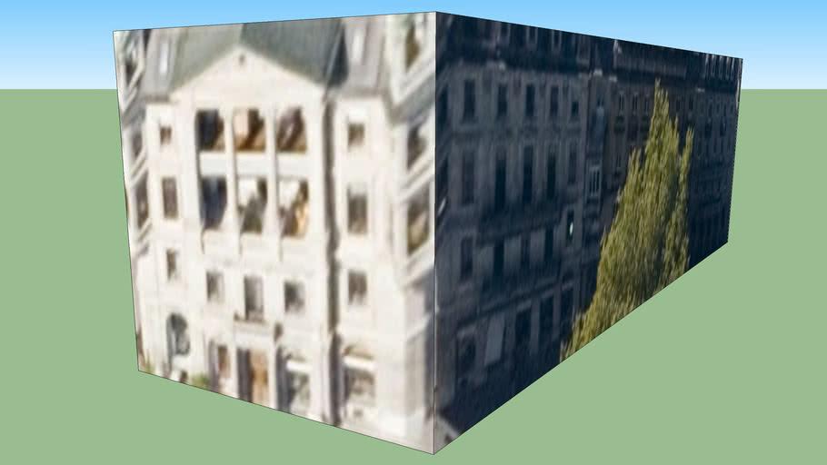 Edificio en Zurich, Suiza