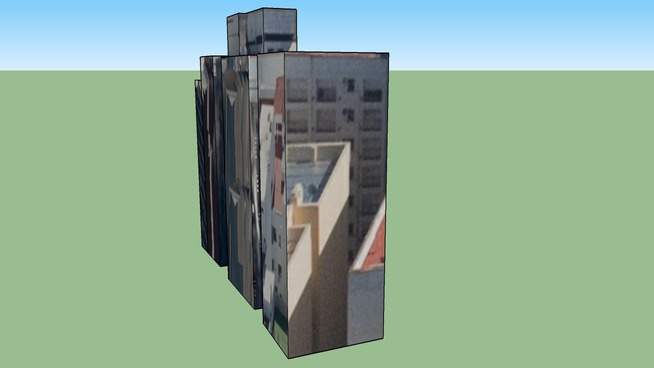 Building in Arenales 2202-2300, Mar del Plata, Buenos Aires Province, Argentina