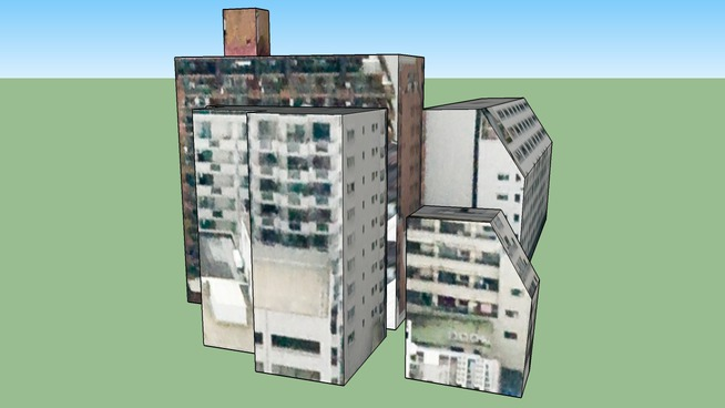 〒980-8701にある建物