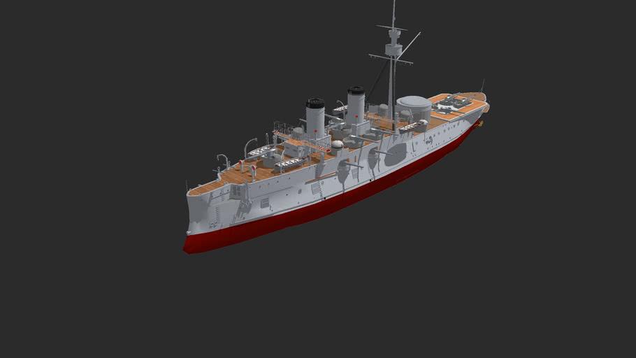 ww1-Navy-Dreadnougth-Era---circa-1895-1925-24