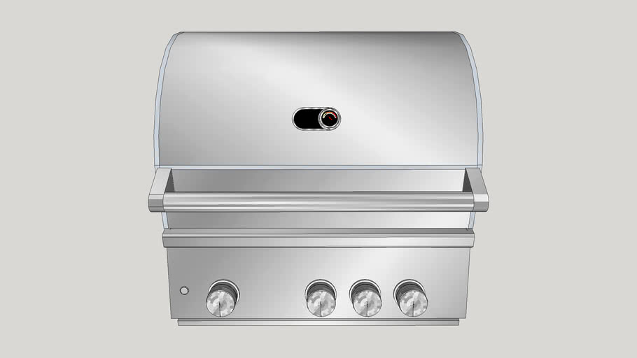 Whistler Grills 300 BBQ