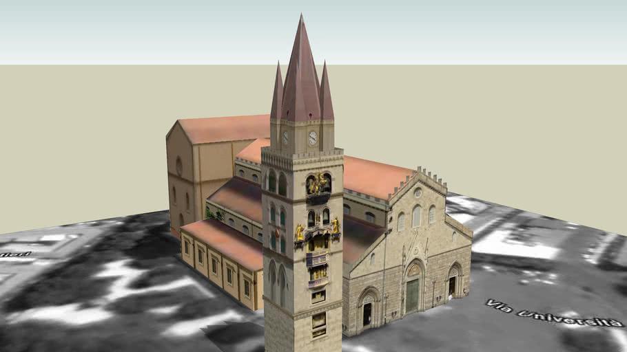 Duomo di Messina.