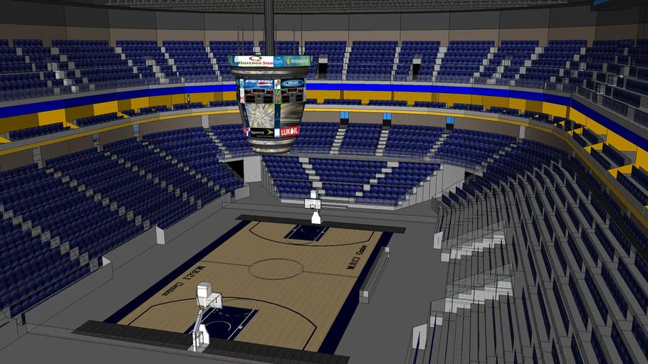M.B.C.I Centre (basketball)