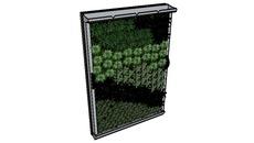 植生牆/植物