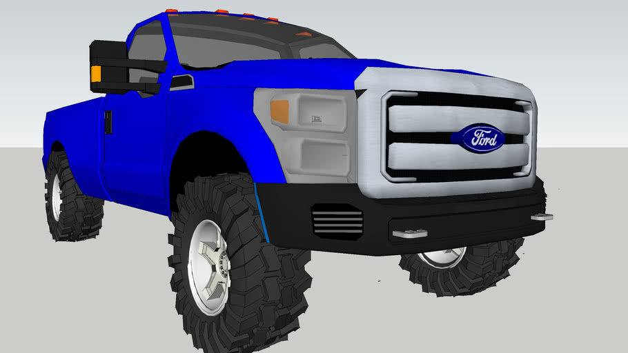 2012 Ford F-250 4x4