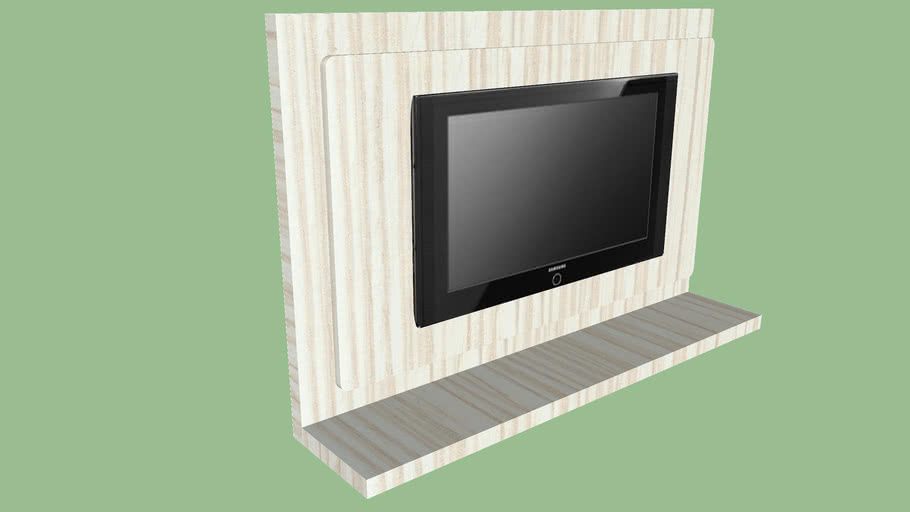 """LAZZONI TVP701 LED WALL PANEL LARGE (64"""")"""