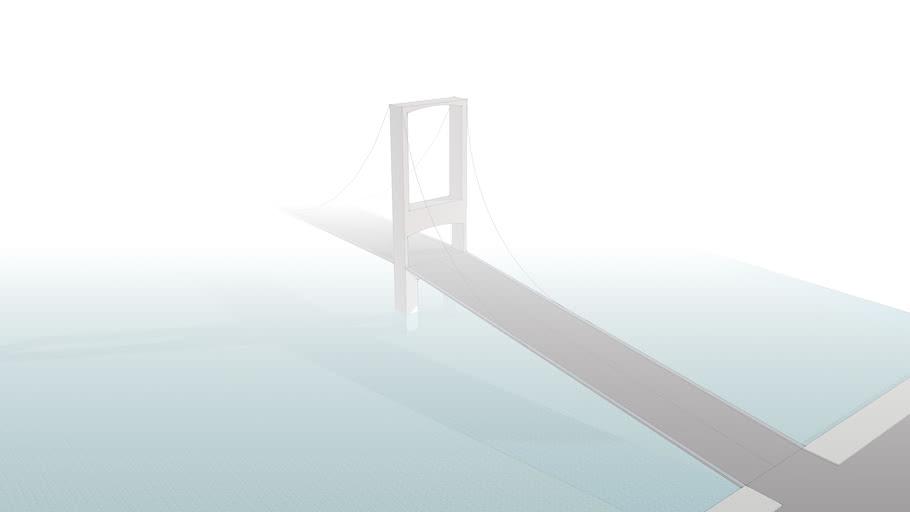 small sespension bridge