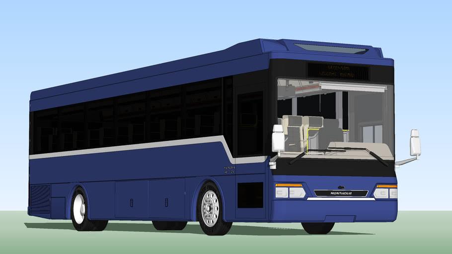 Monthour - Victoria HE-35 (2020) InterClass
