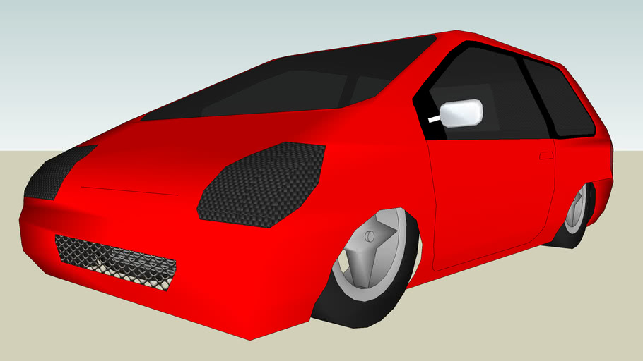 Tuner hatchback