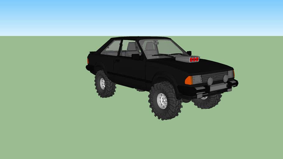 1983 Ford Escort 4x4