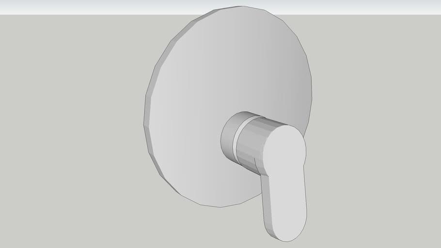 Ideal Standard - Miscelatore Doccia Monocomando Cromato