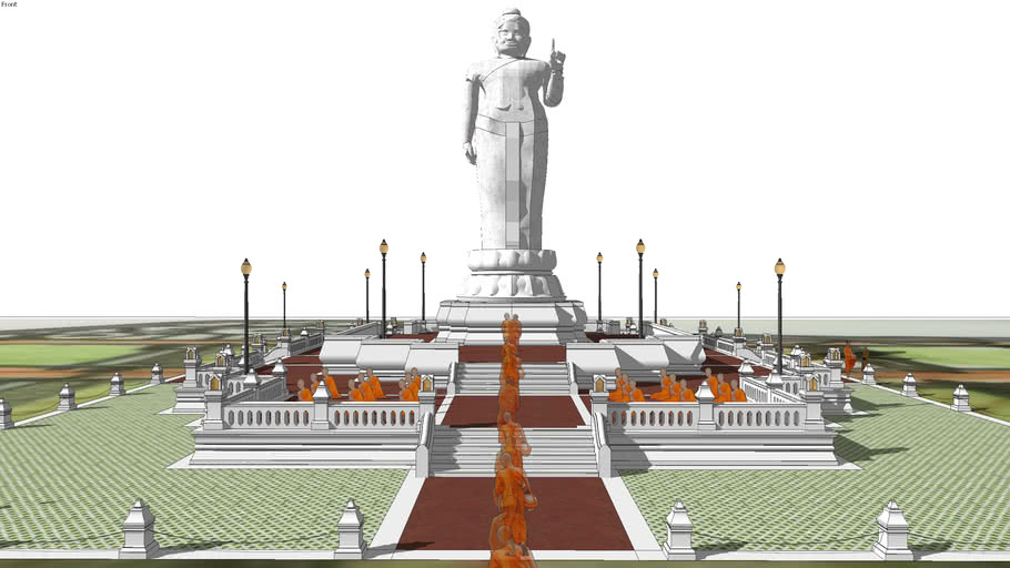 00_Buddha statue