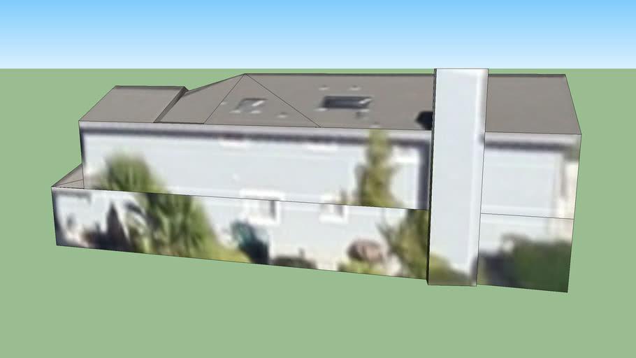 Bâtiment situé Richmond, Californie, États-Unis