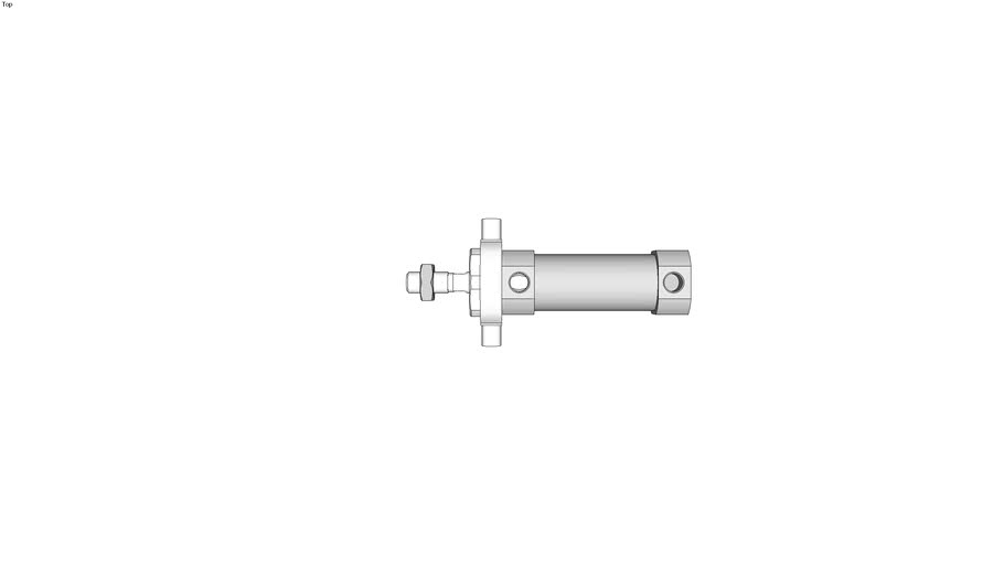 Low Speed Cylinder/Double Acting Single Rod