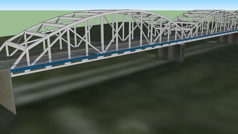 Most im. Bronisława Malinowskiego w Grudziądzu