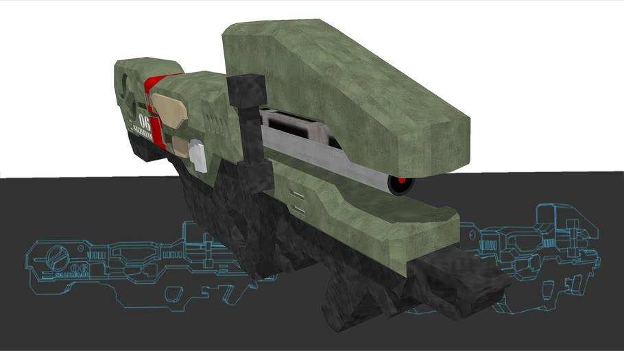 M6 Spartan Laser {Update}