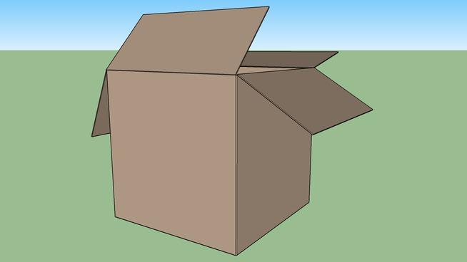 Cardboard Box (24x24x24)