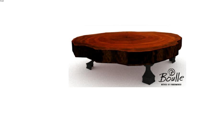 Mesa de centro de Bolacha