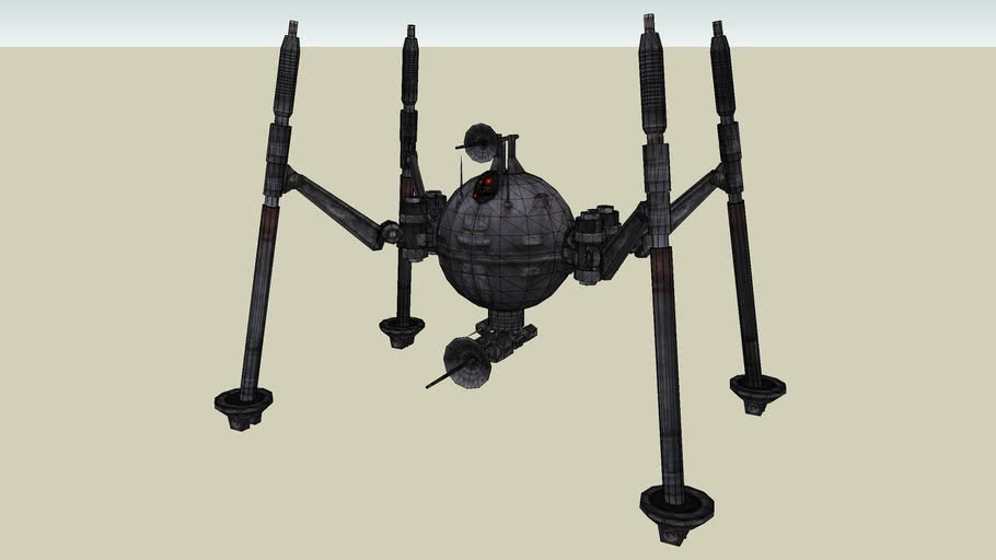 OG-9 homing spider droid