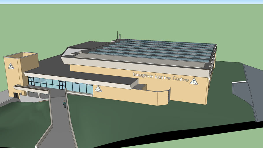 Lisnagelvin Leisure Centre (1980)