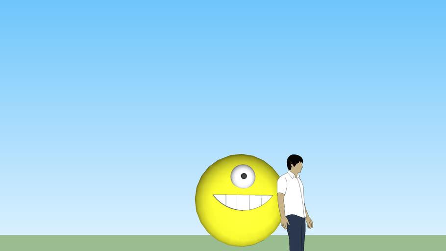 Cyclops smiley