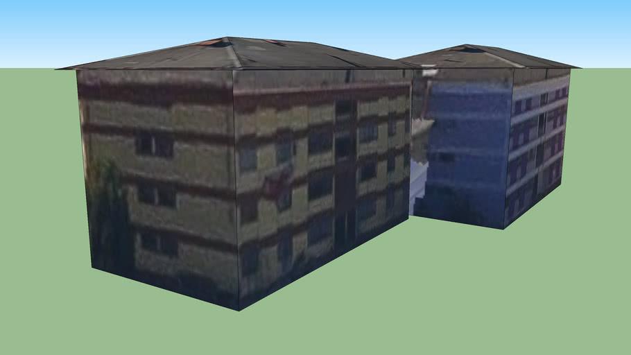 建築物模型