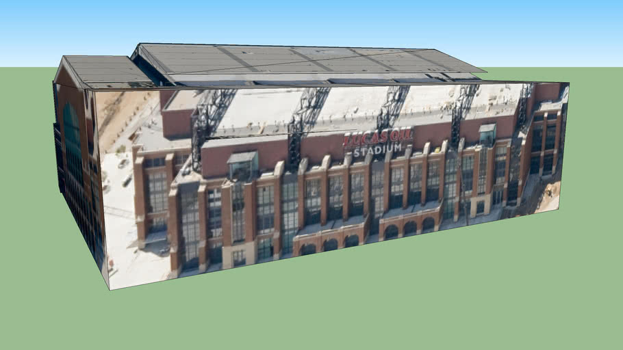 lucas oil stadium, IN, USA