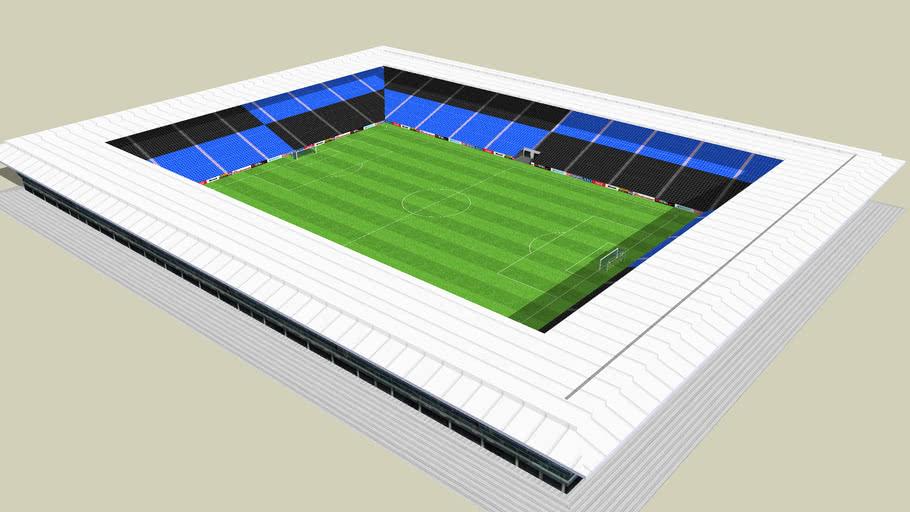 Stadium Millenium Earth