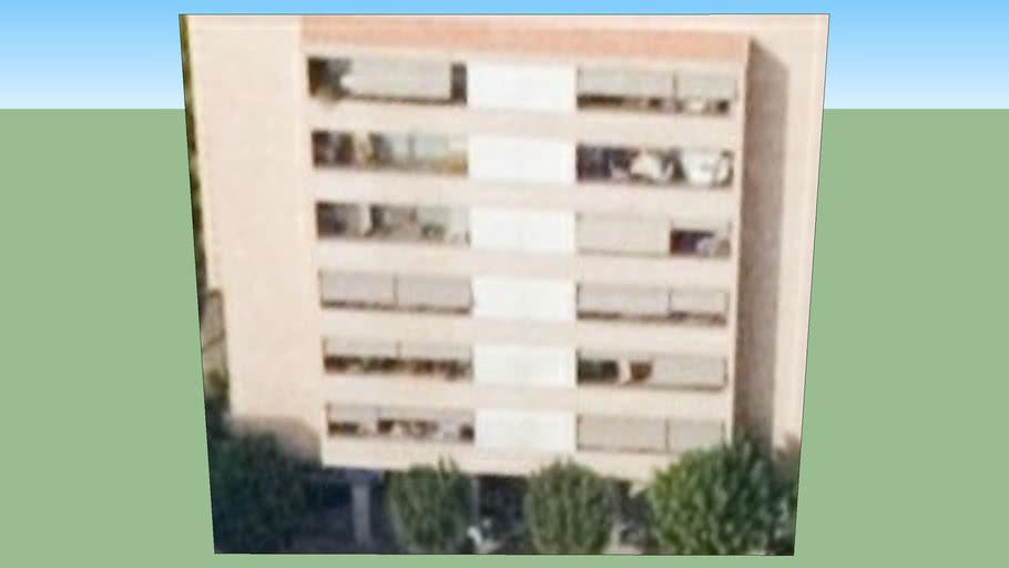Edificio en L'Hospitalet de Llobregat, España