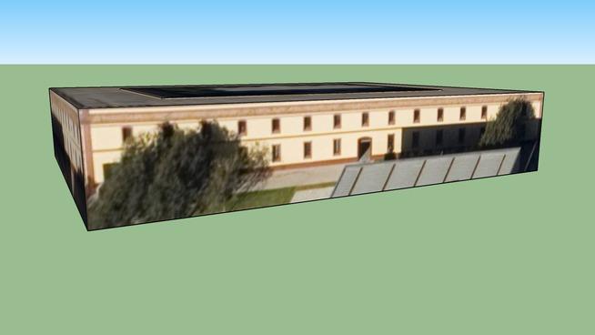 Edificio Diputación de Sevilla, España