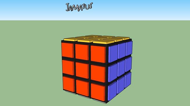 rubik square